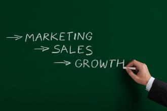 Маркетинг и продажи приводят к росту компании