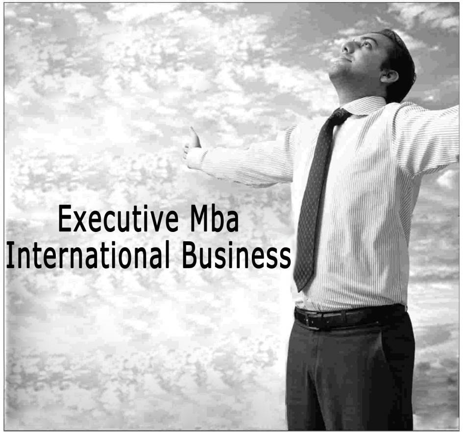 EMBA - международные перспективы