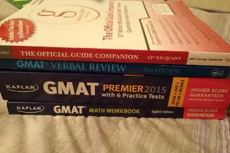 Учебники GMAT