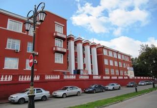 фасад здания Нижегородского НГТУ