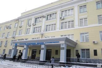 Фасад здания ННГУ