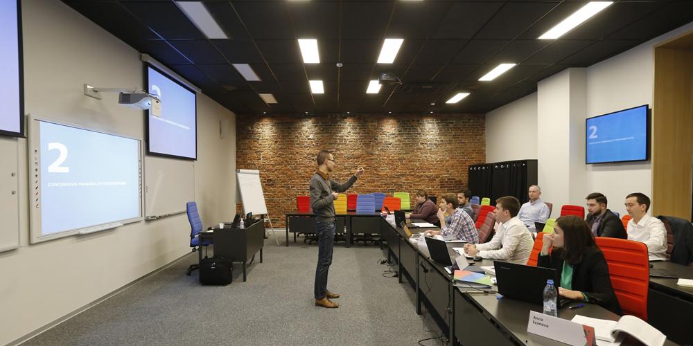 Vlerick: занятия в бизнес-школе